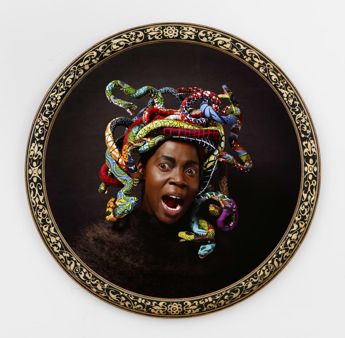 Yinka Shonibare CBE: Läntinen Medusa (2015)