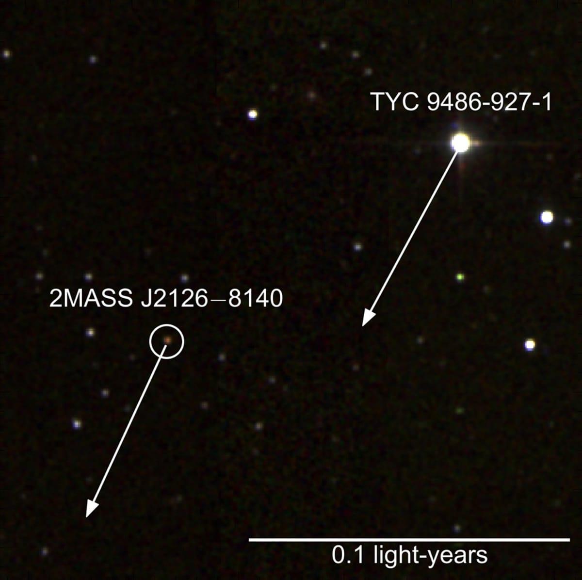 Suurin toistaiseksi tunnettu planeettajärjestelmä.