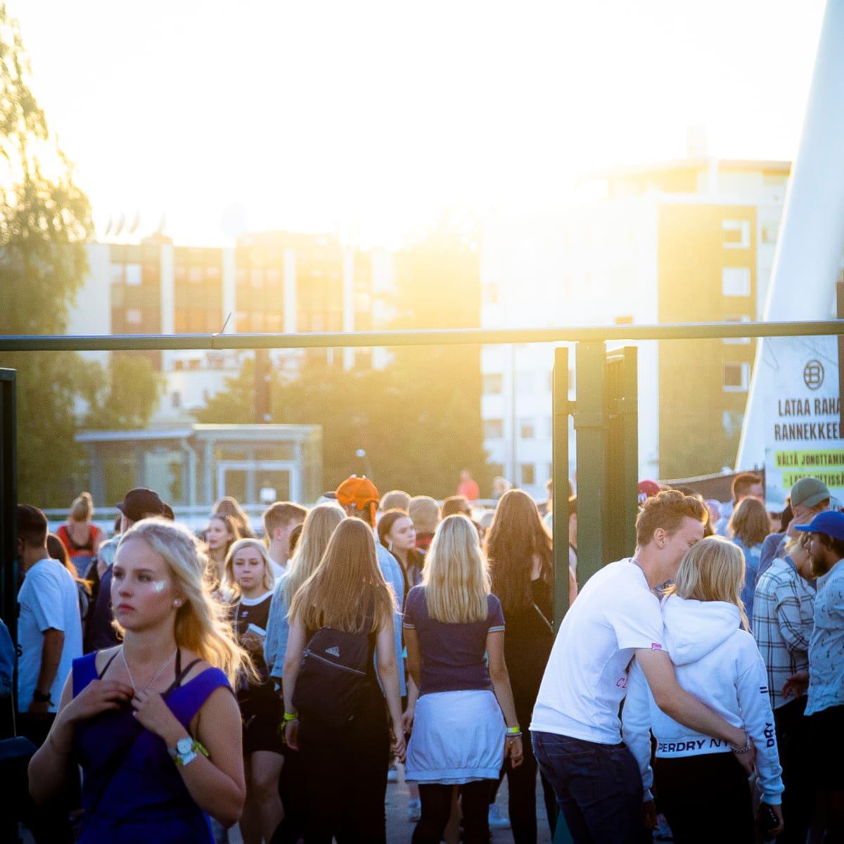 Blockfest 2018, Festarit, festivaalit, nuoret