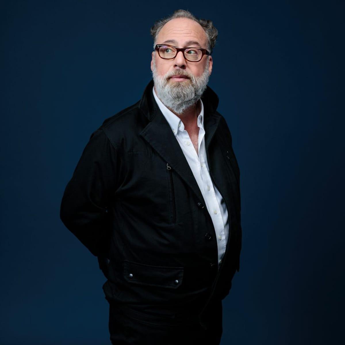 Le Bureau -sarjan tuottaja Alex Berger.