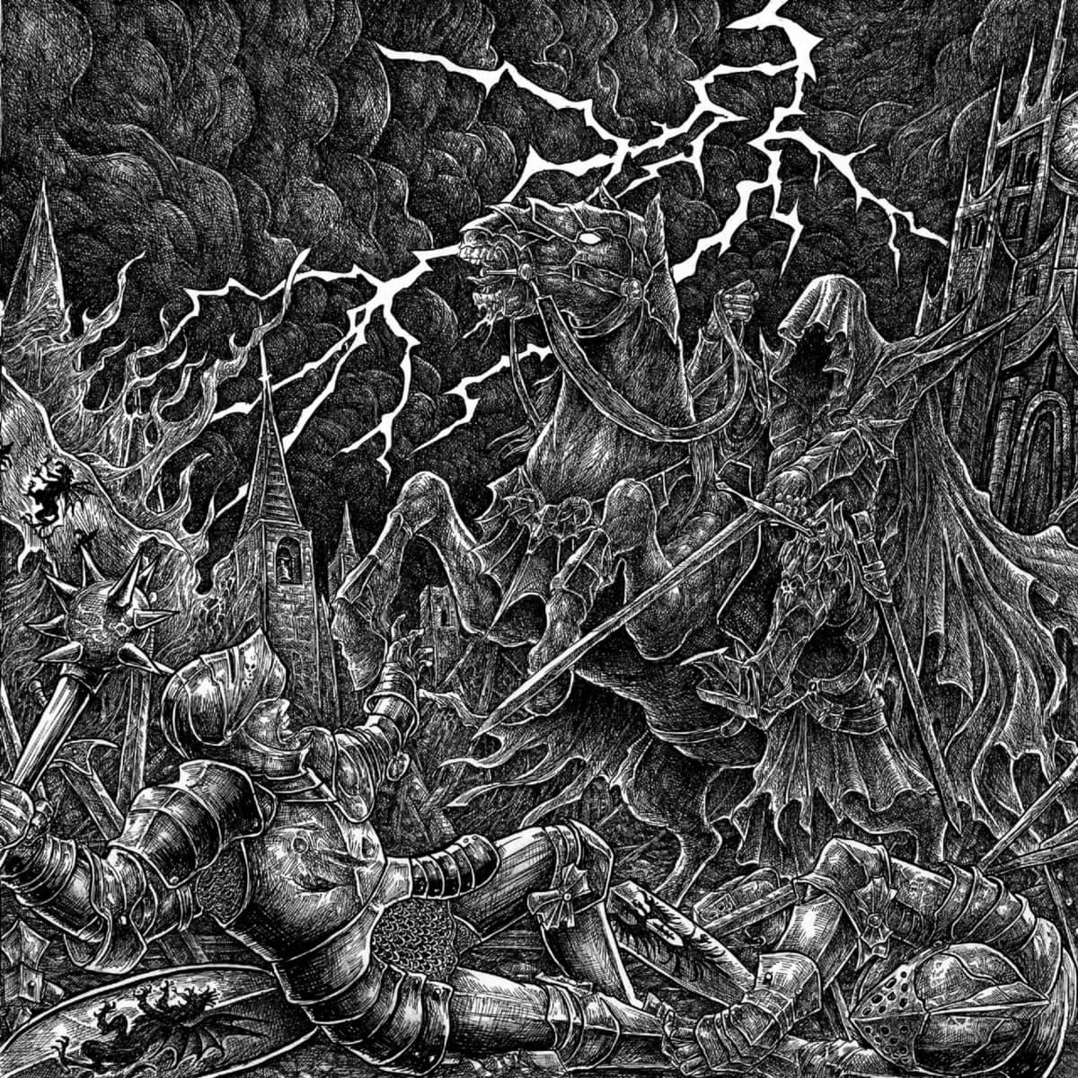 Jenglot Hitam, black metal, Abyssal Rites