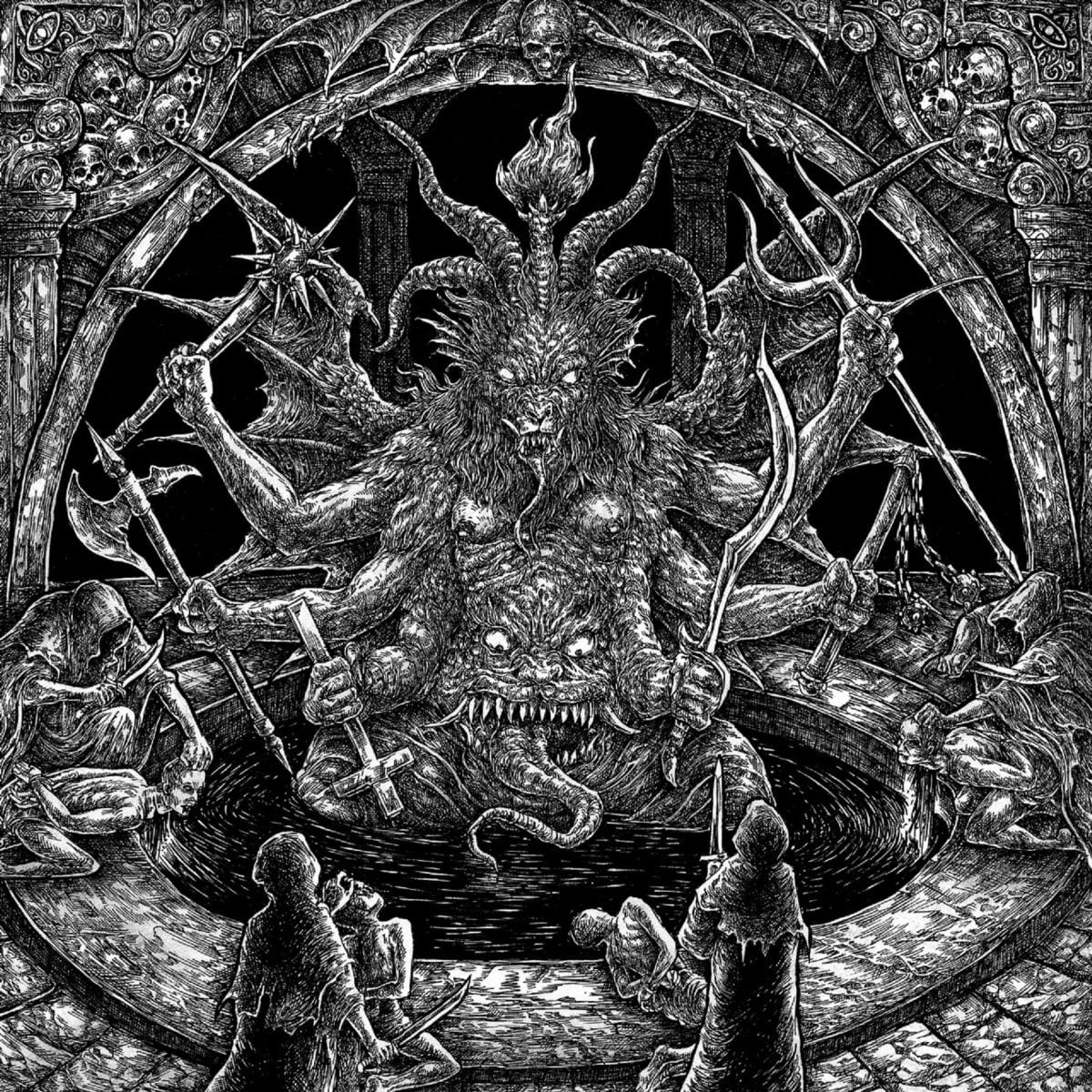 Jenglot Hitam, black metal, Slege, Blood Omen,