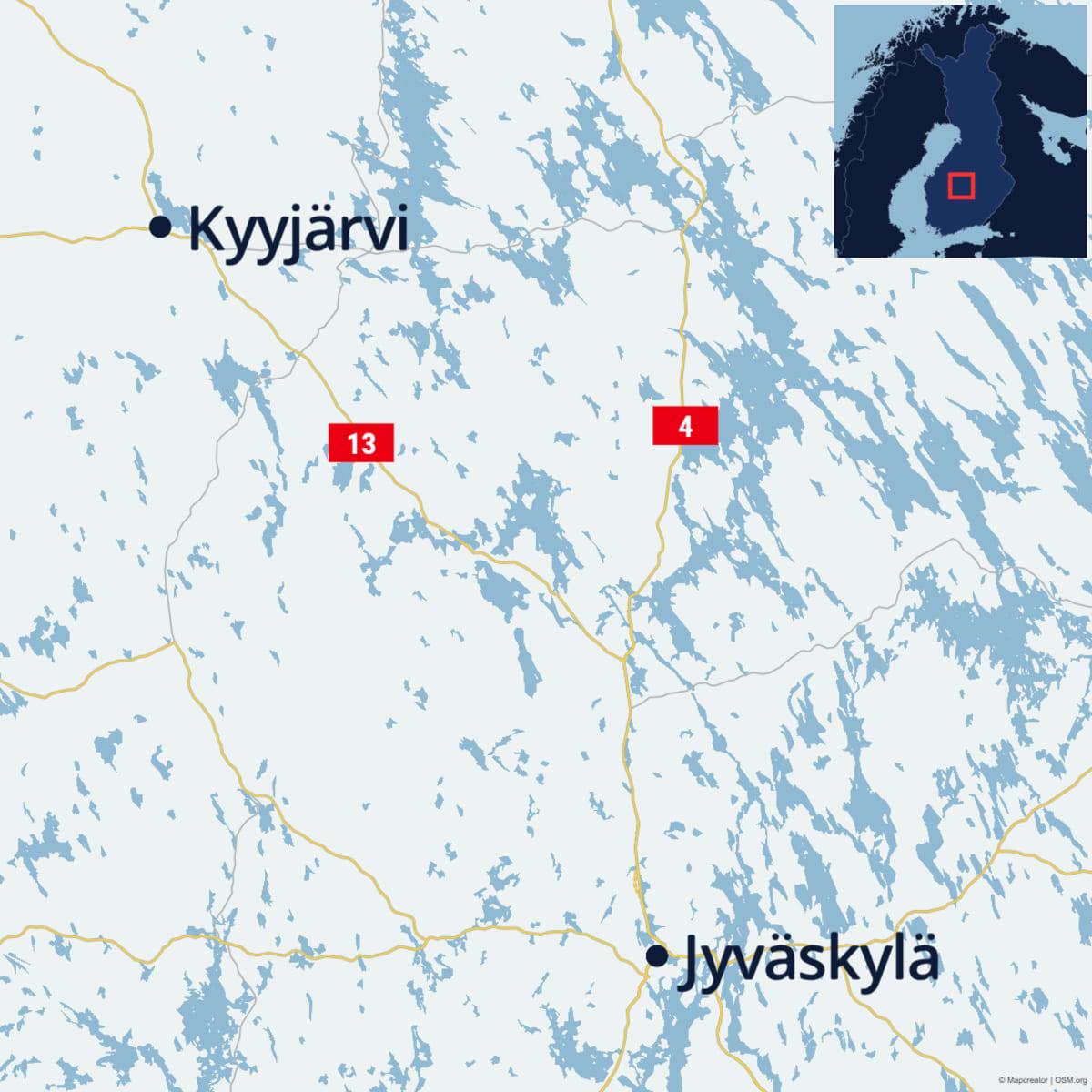 Kyyjärvi