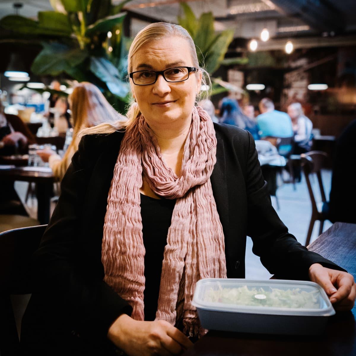 Johanna Kohvakka, Espoo, 10.10.2019