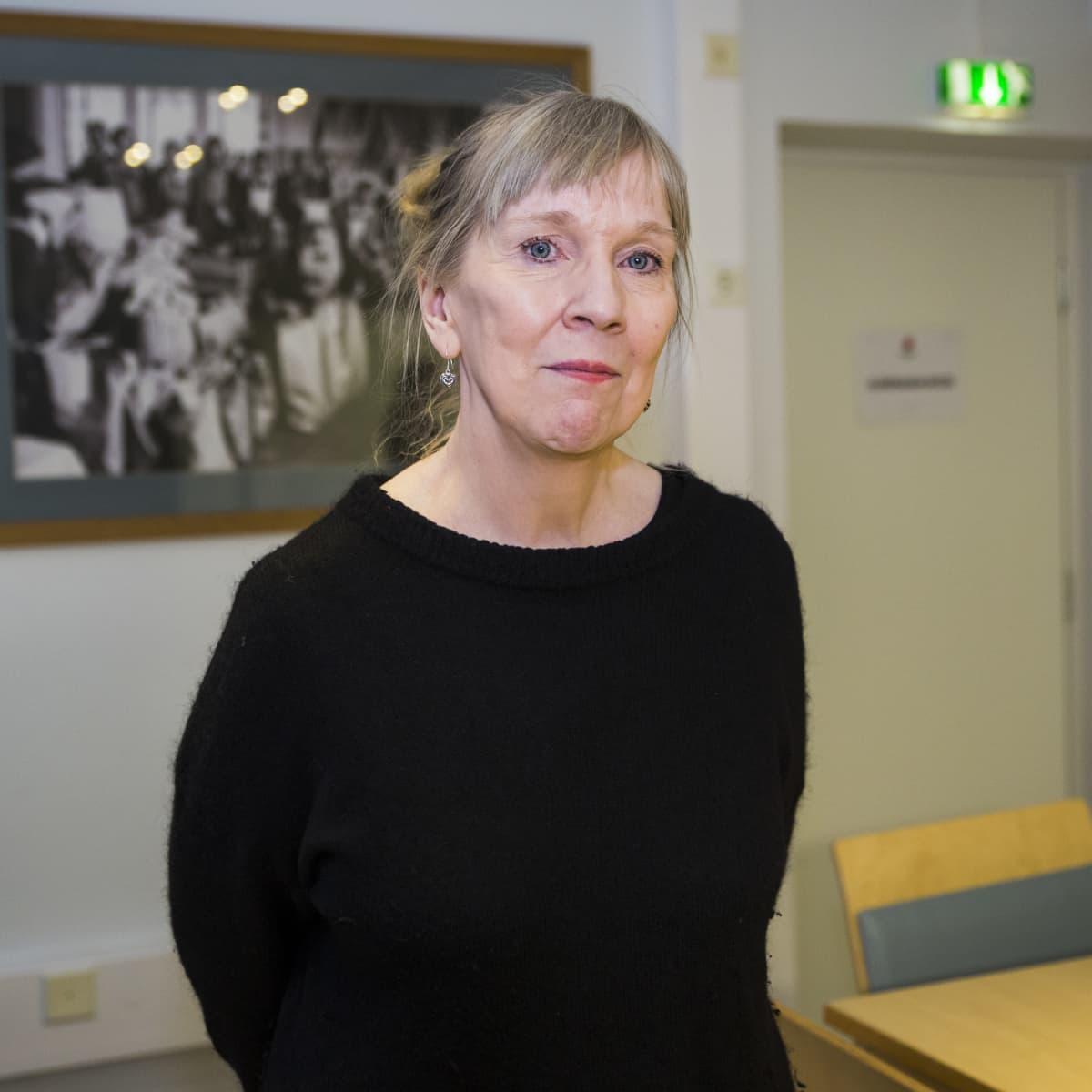 Helsingin diakonissalaitoksen Hoiva oy:n  asiakkuusjohtaja Heli Alkila