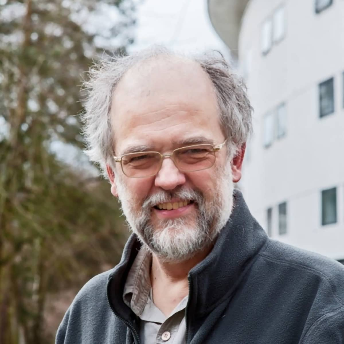 Professori Paul Hunter