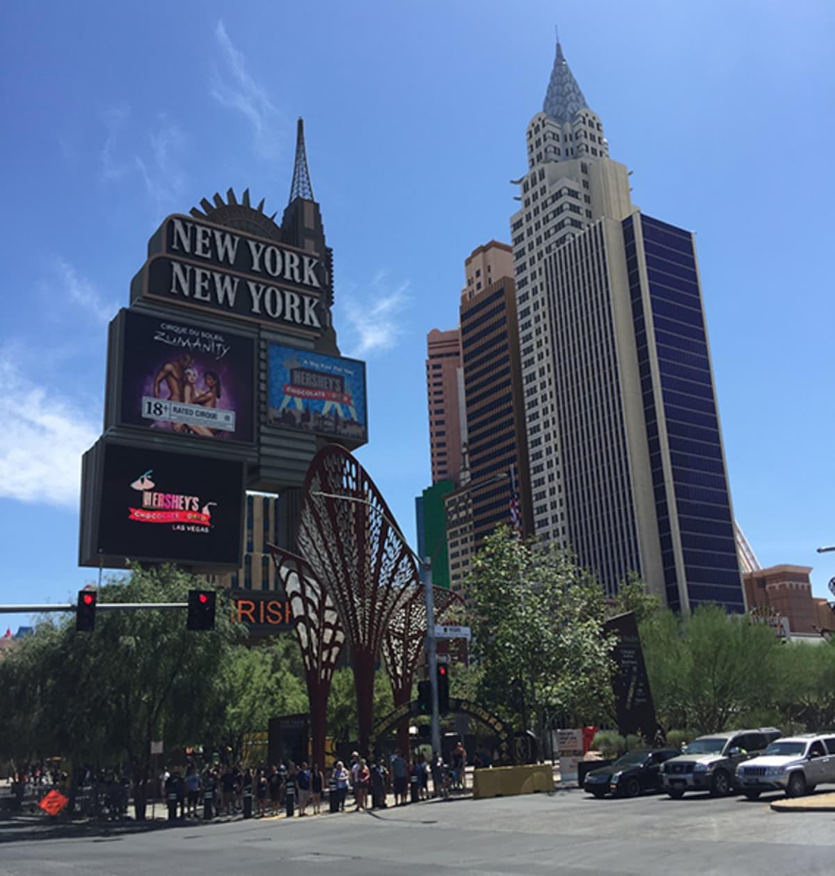 Kuva New York, New York -hotellista