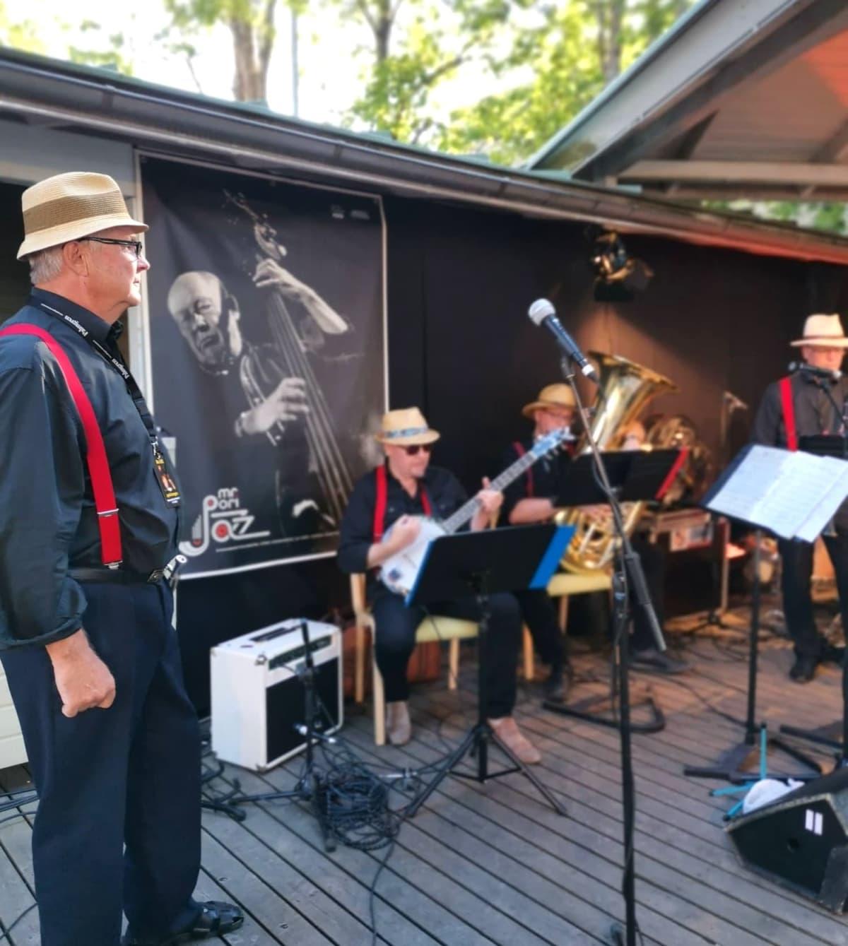 Meri-Pori Dixie Band
