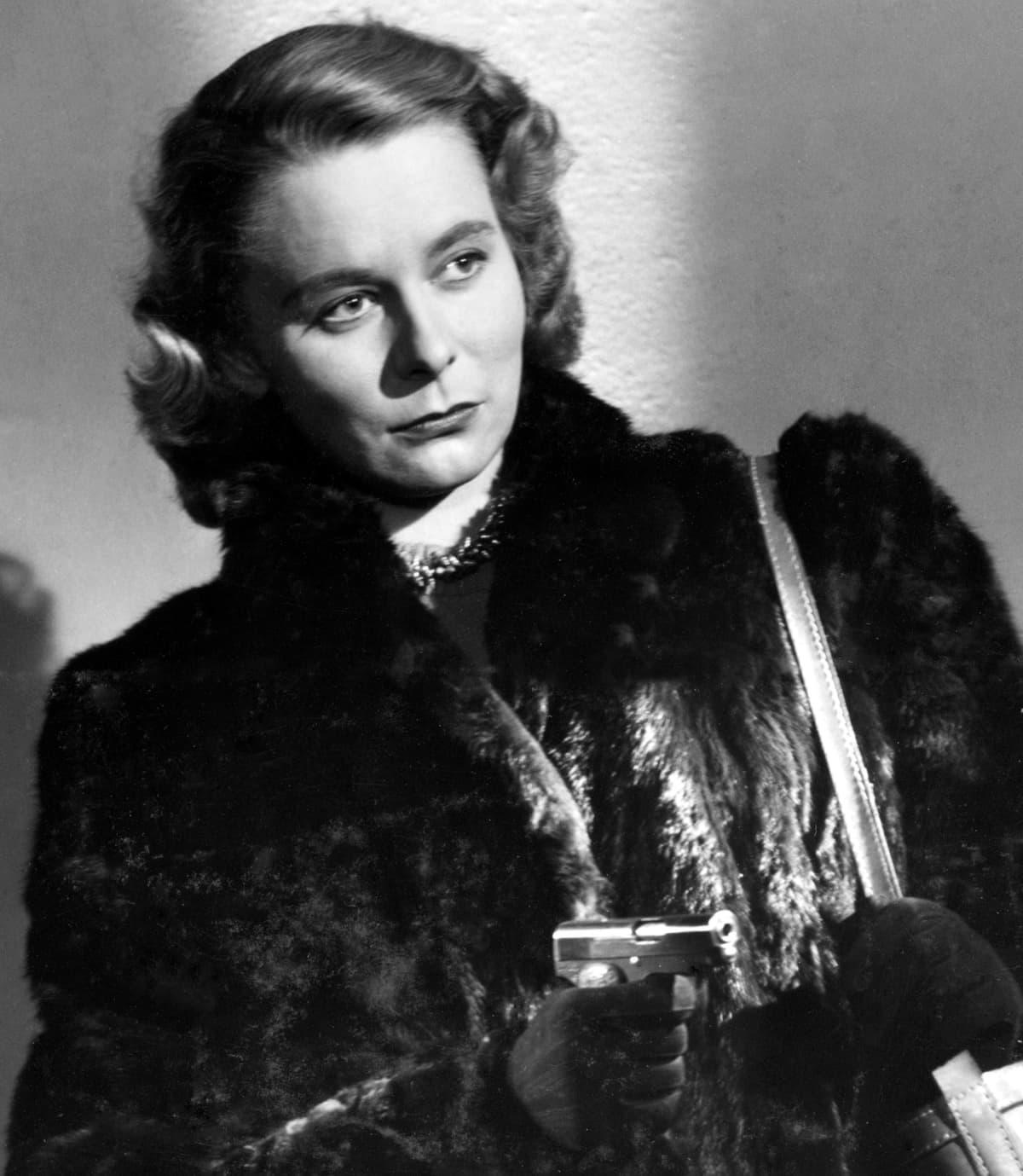 Kyllikki Forssell vuonna 1951