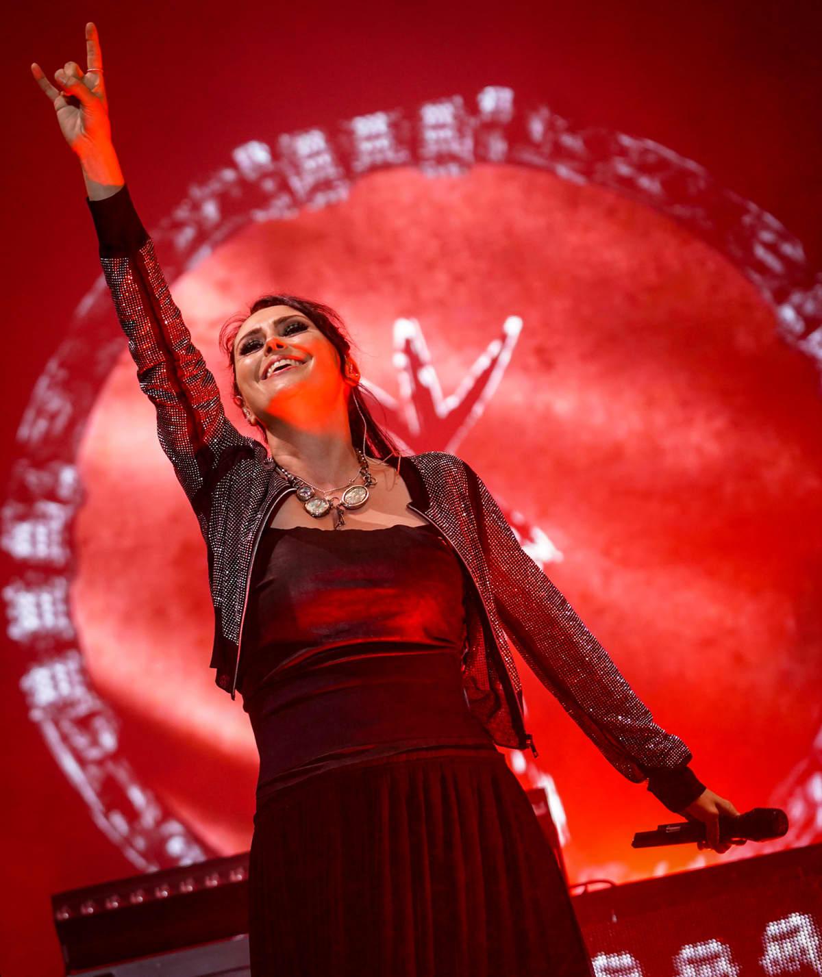 Sharon den Adel, Kuopiorock, Within Temptation