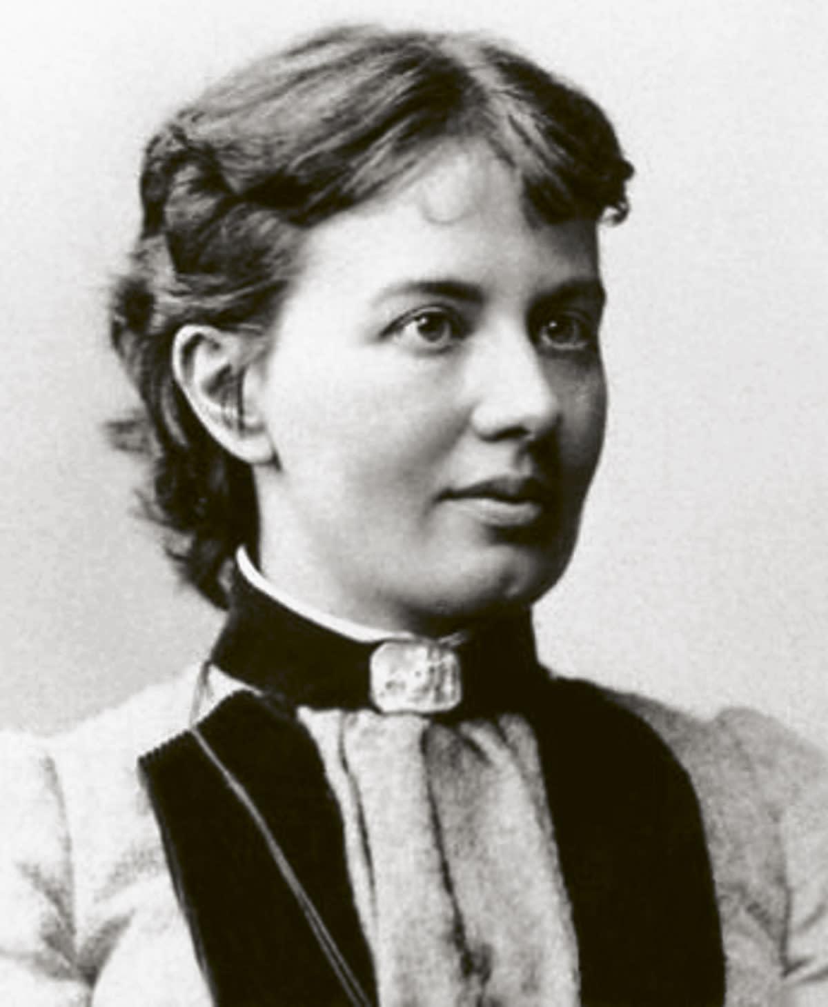 Matemaatikko Sofia Kovalevskaja
