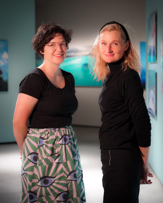 Maria Faarinen, Anna-Kaisa Rastenberger, Susanna Majuri, Suomen valokuvataiteen museo