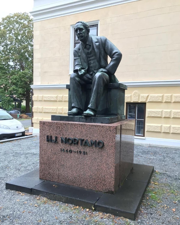 H.J.Nortamon patsas Porissa.