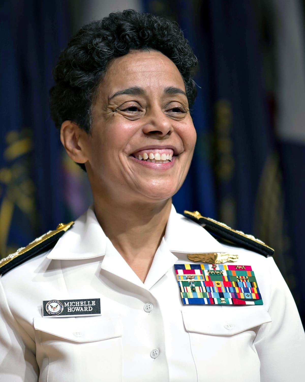 Michelle Janine Howard.