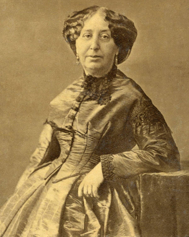 Amantine Aurore Dupin eli George Sand