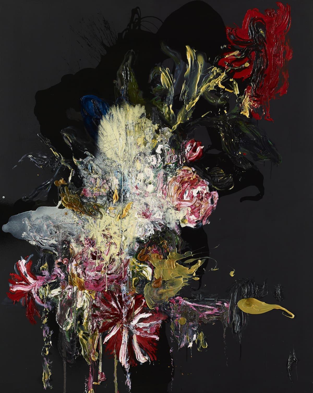 Heikki Marila, Flowers XIV, 2009.