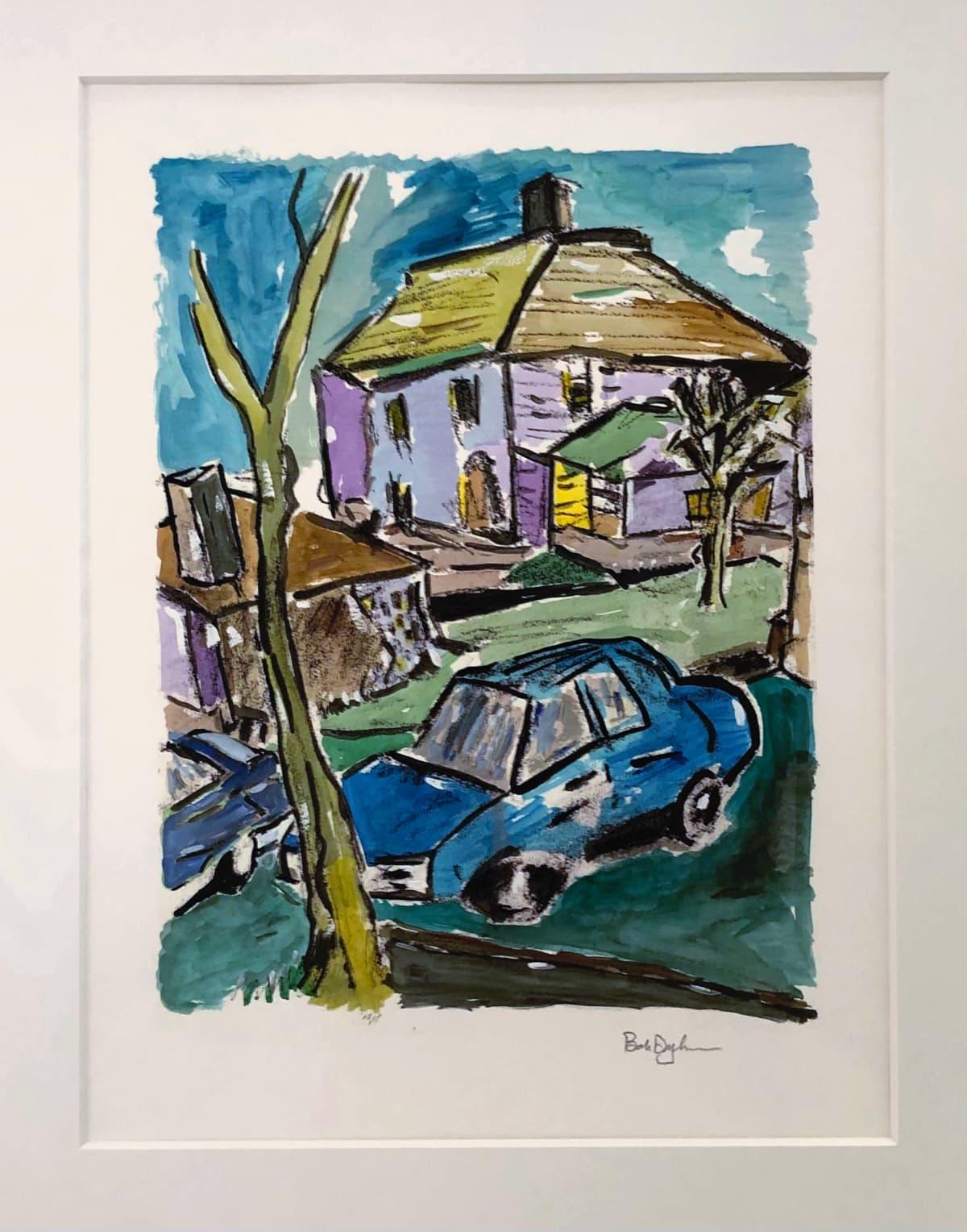 Bob Dylan: Backyard