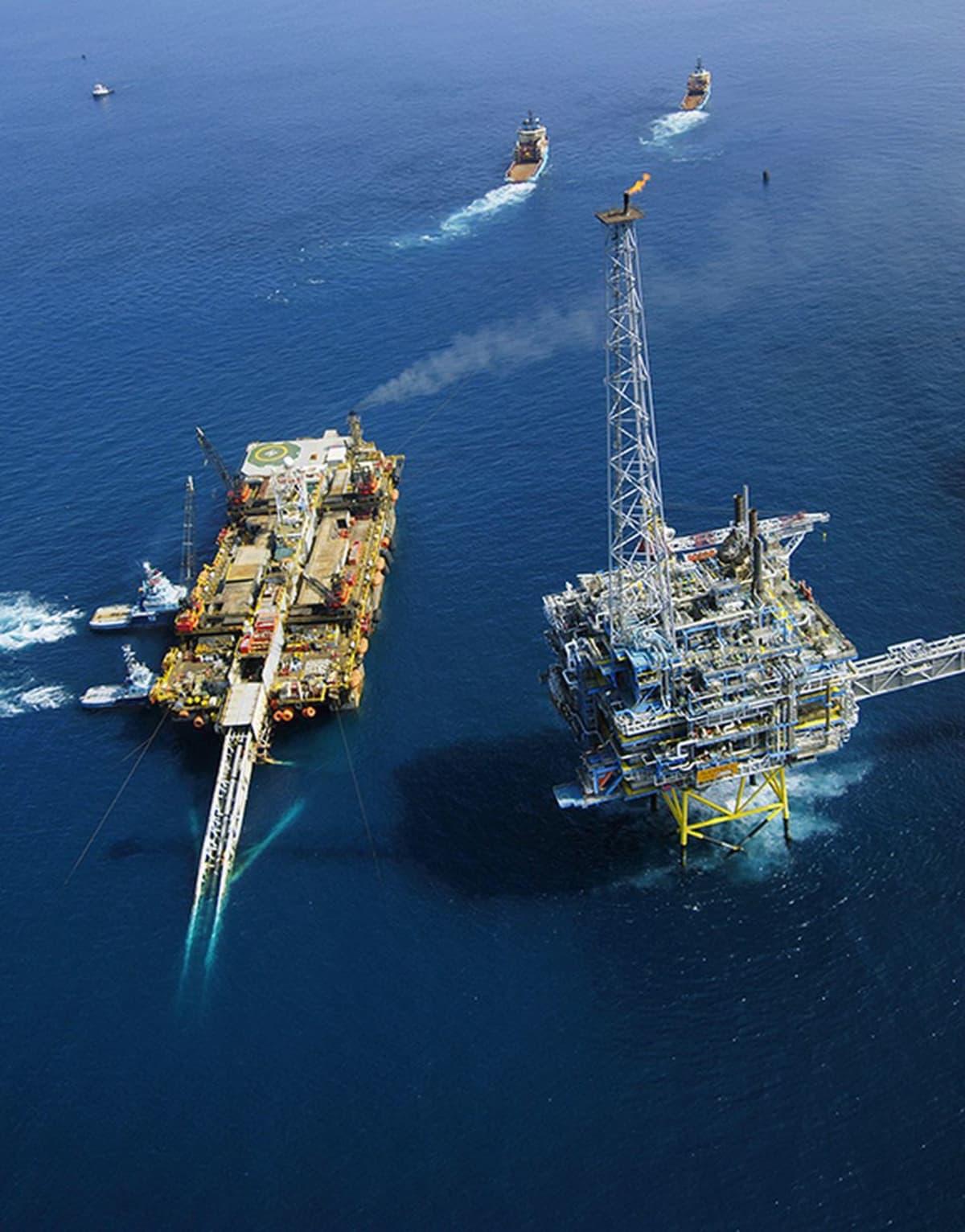 Öljynporauslautta