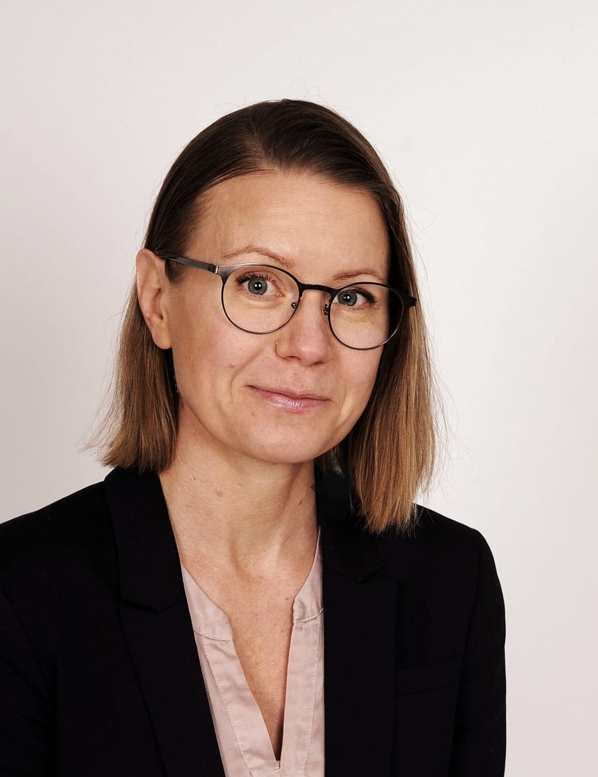 projektitutkija Julia Kuusiholma