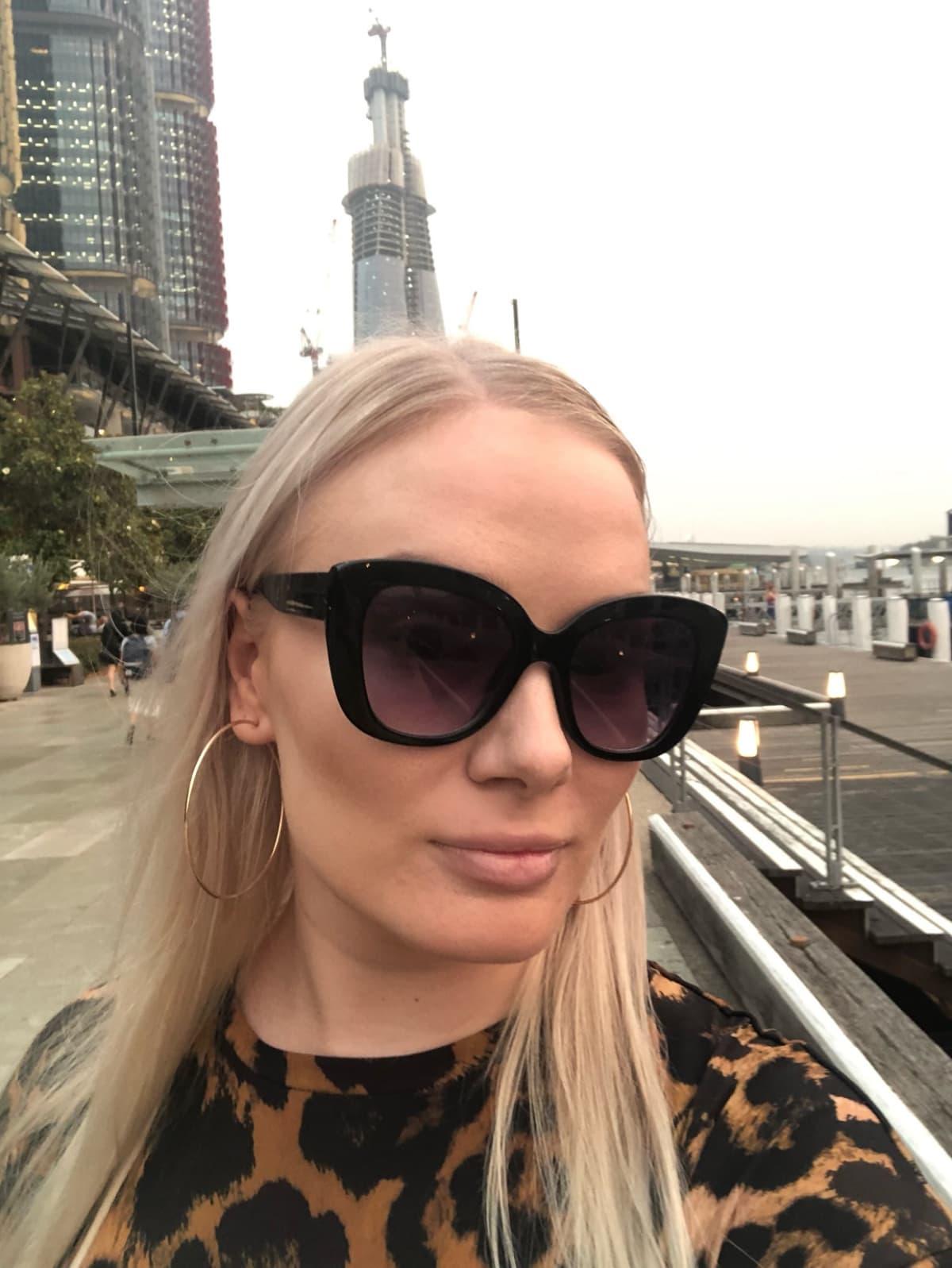 Helmi Pihkala on asunut yli kaksi vuotta Sydneyssä.