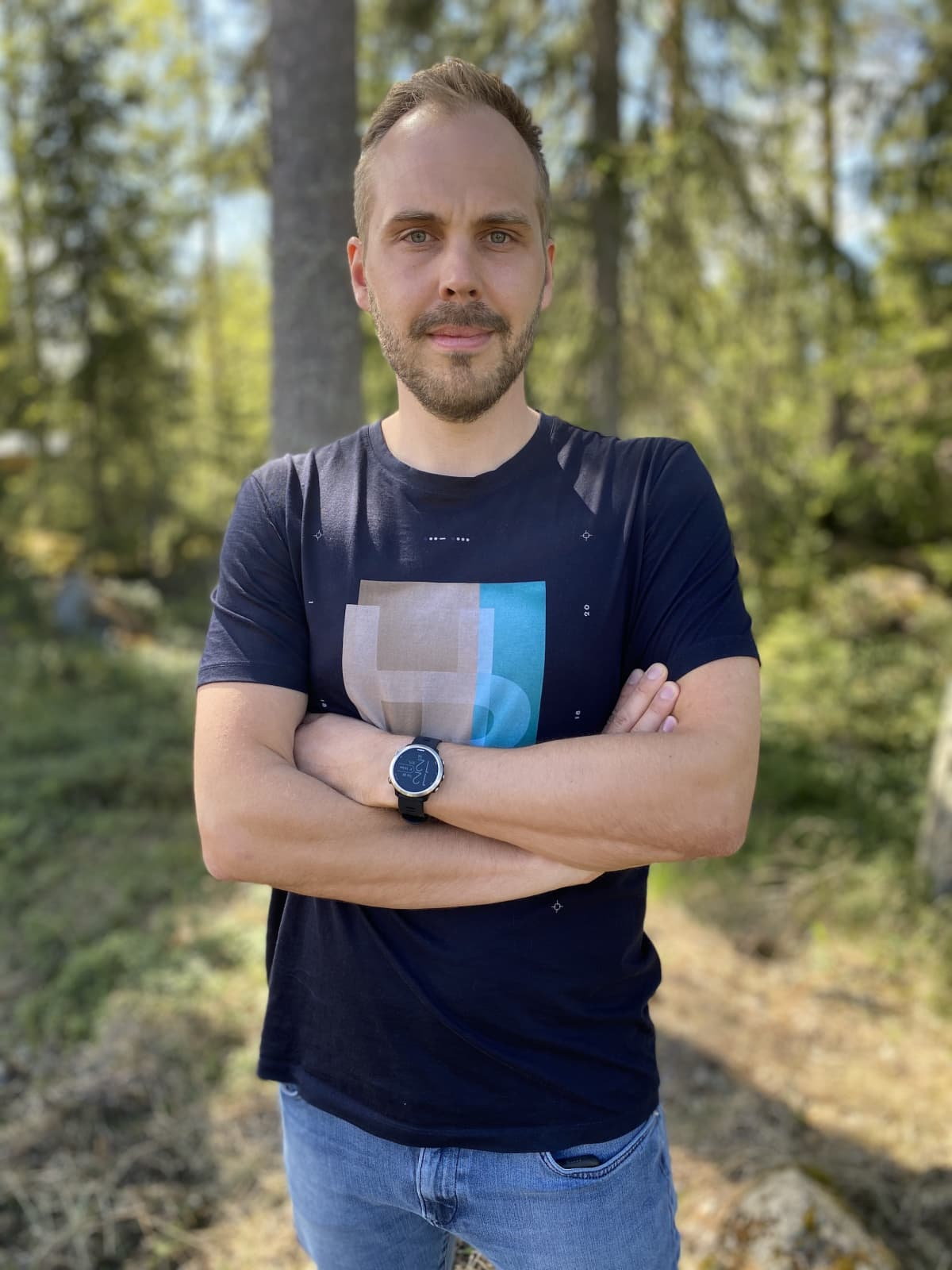 Martin Norrgård on maastohiihtomaajoukkueen uusi huoltopäällikkö.
