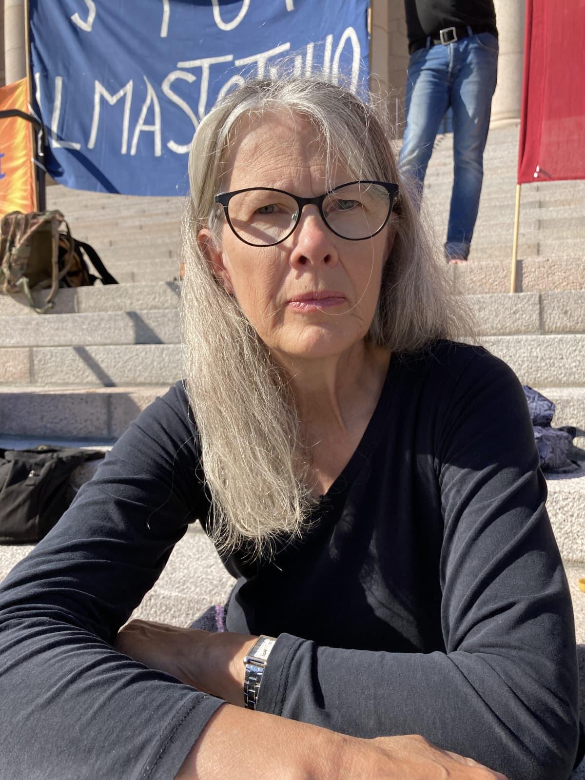 Eeva Kaila Elokapina-liikkeestä.