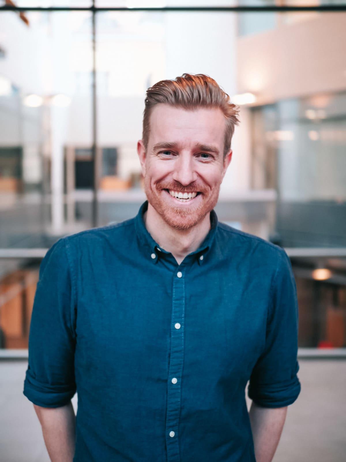Rasmus Mannerström.