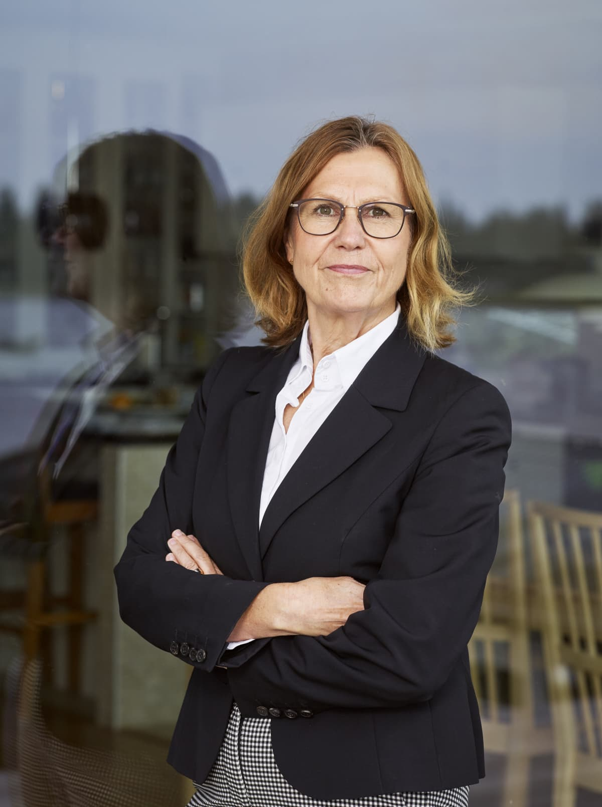 Anna-Stina Nordmark Nilsson, regiondirektör för region Norrbotten.