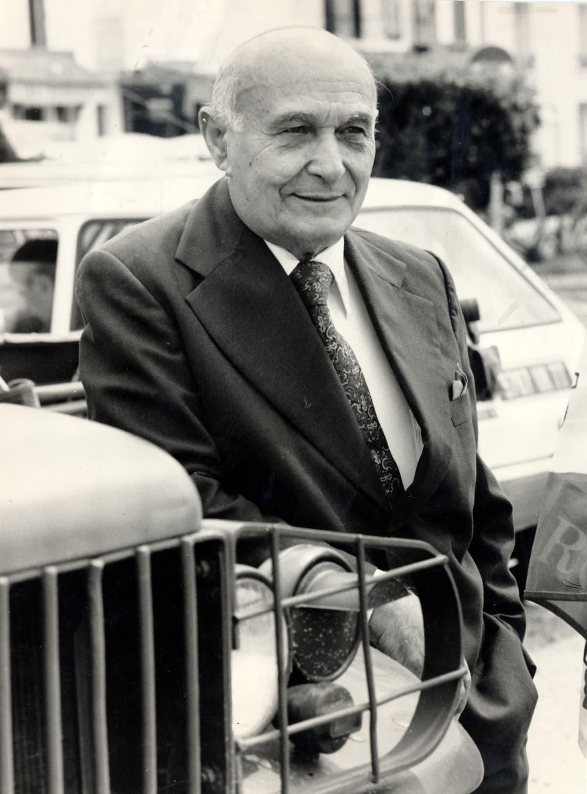 Espanjalainen kaksoisagentti Juan Pujol
