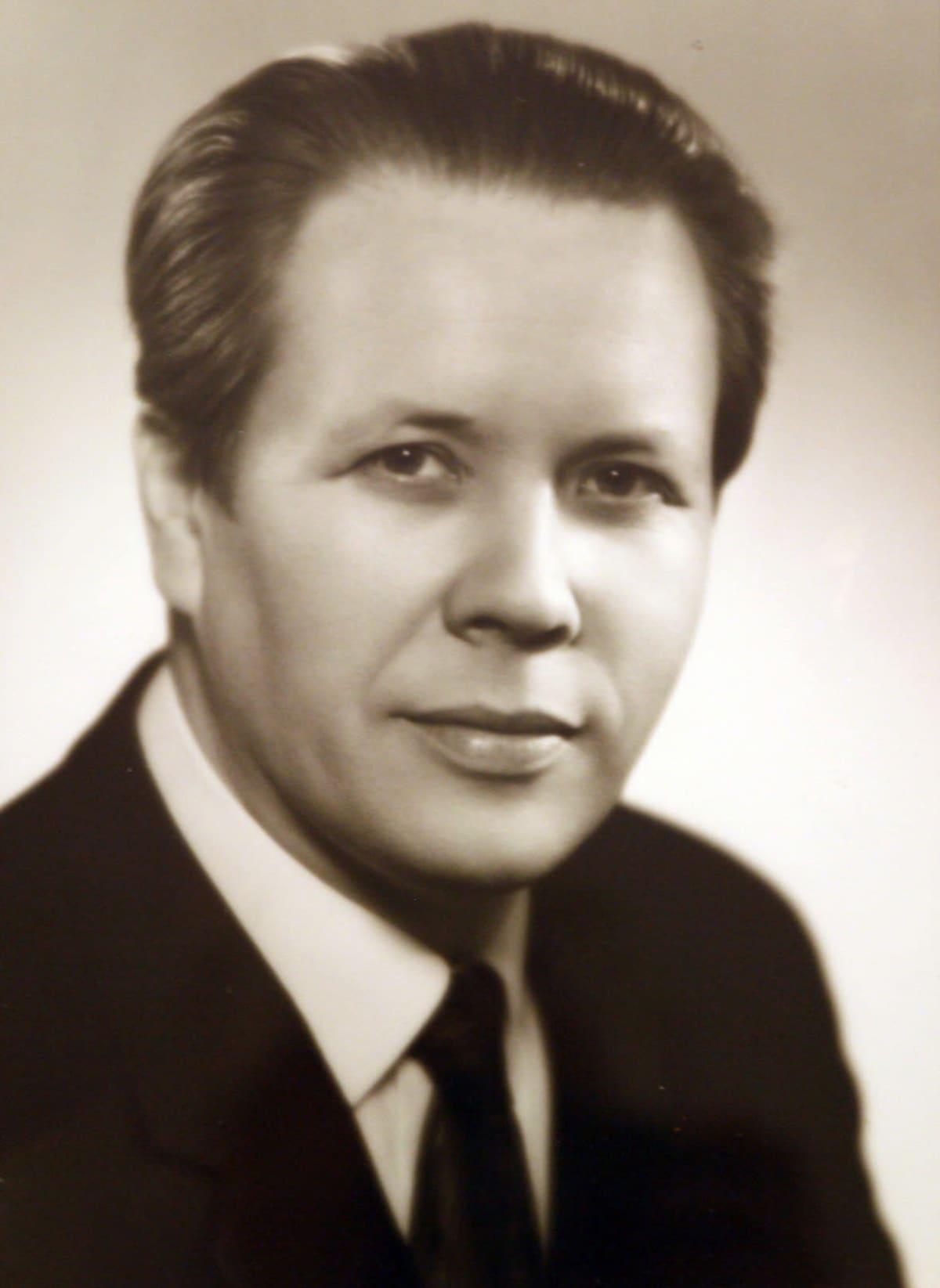Emeritusprofessori Olavi Borg