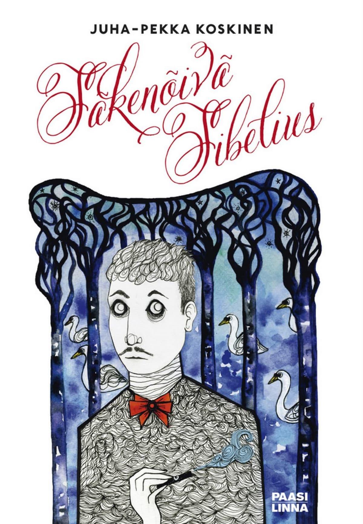 Säkenöivä Sibelius -kirjan kansi
