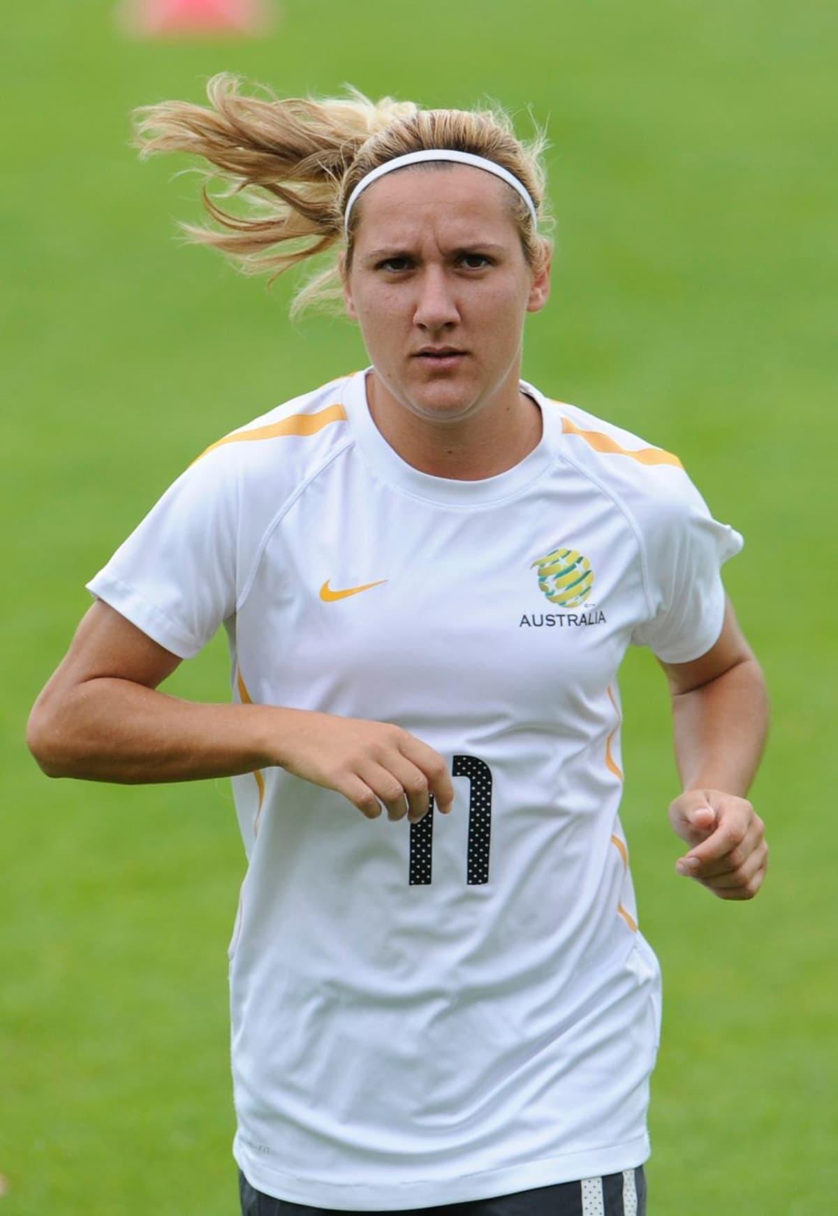 Lisa De Vanna Australia