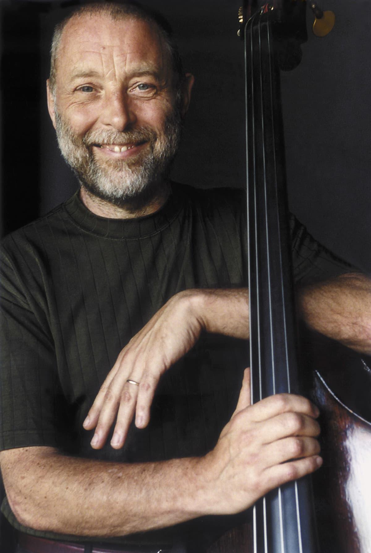 Dave Holland.