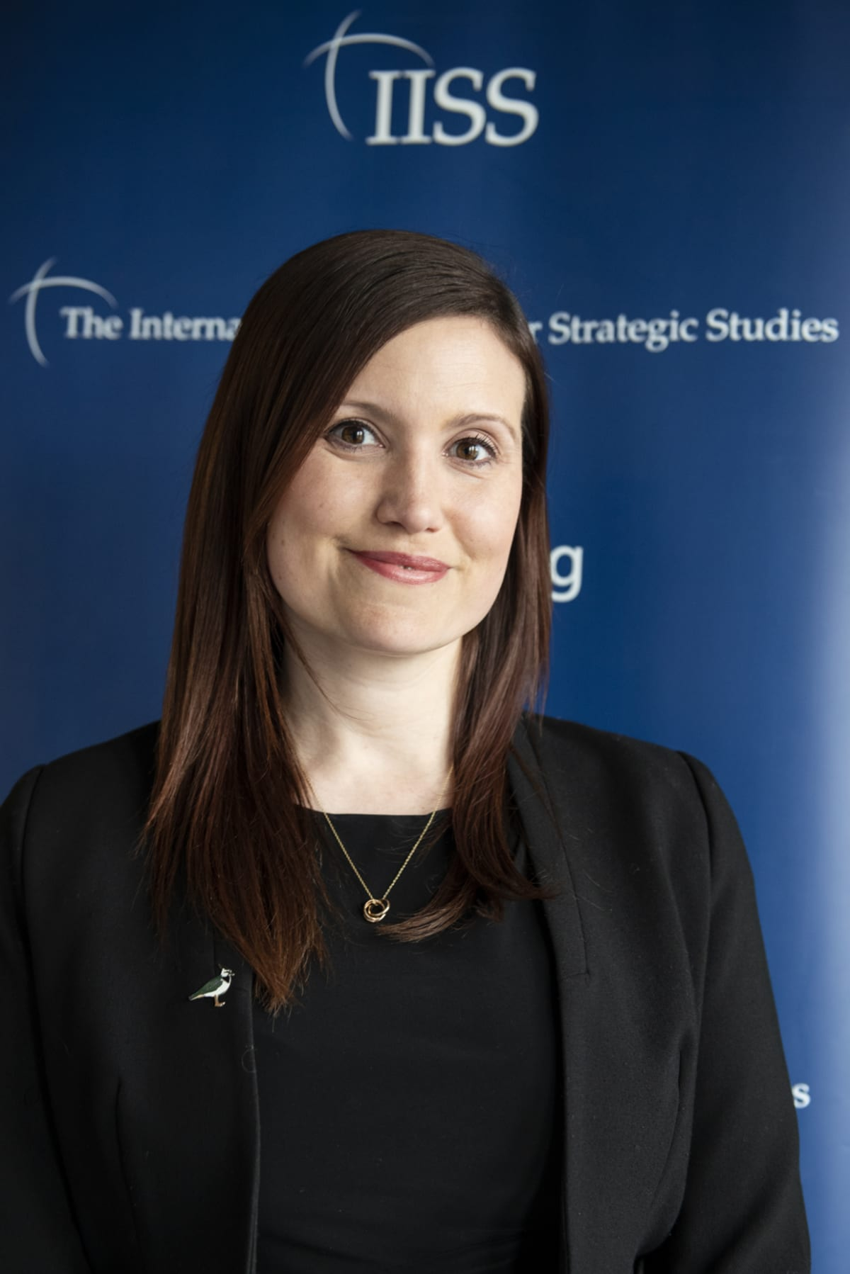 Fenella McGerty, vanhempi tutkija, IISS