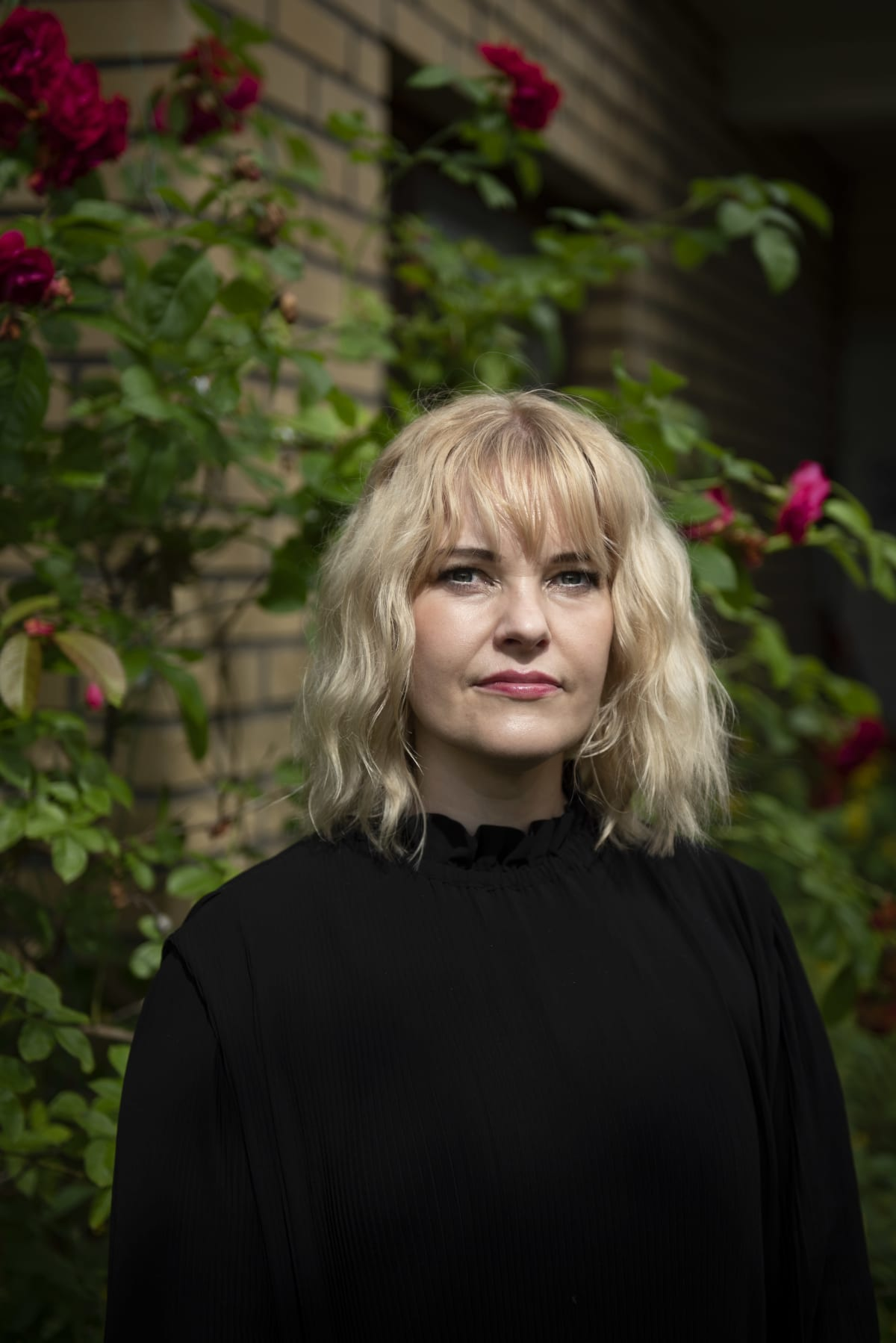 Väestöliiton kansainvälisten asioiden johtaja Elina Korhonen Helsingissä 30.07.2020.