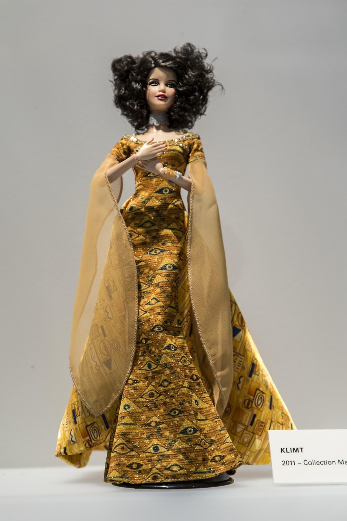 Barbie, Gustav Klimt