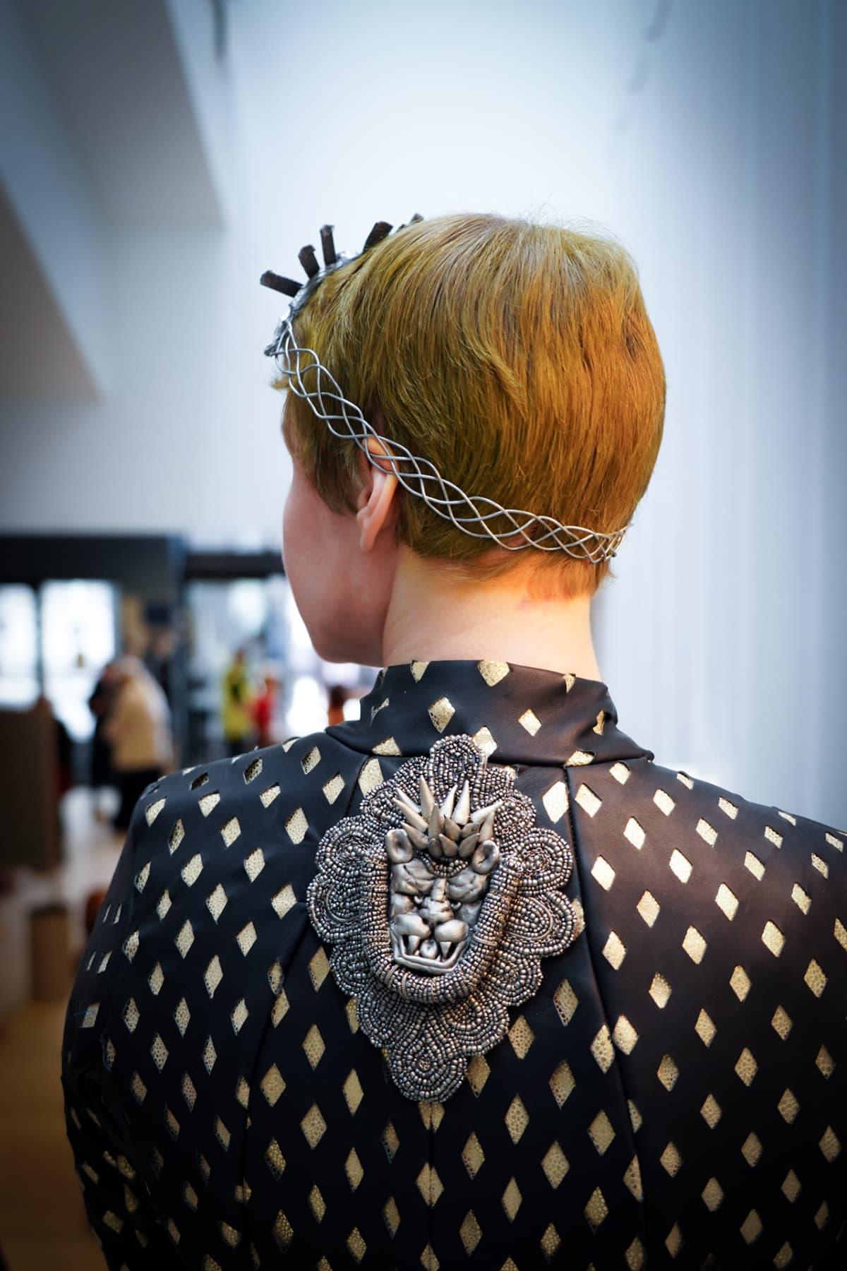 Popcult, Cersei Lannister, cosplay, Elisa Auvinen