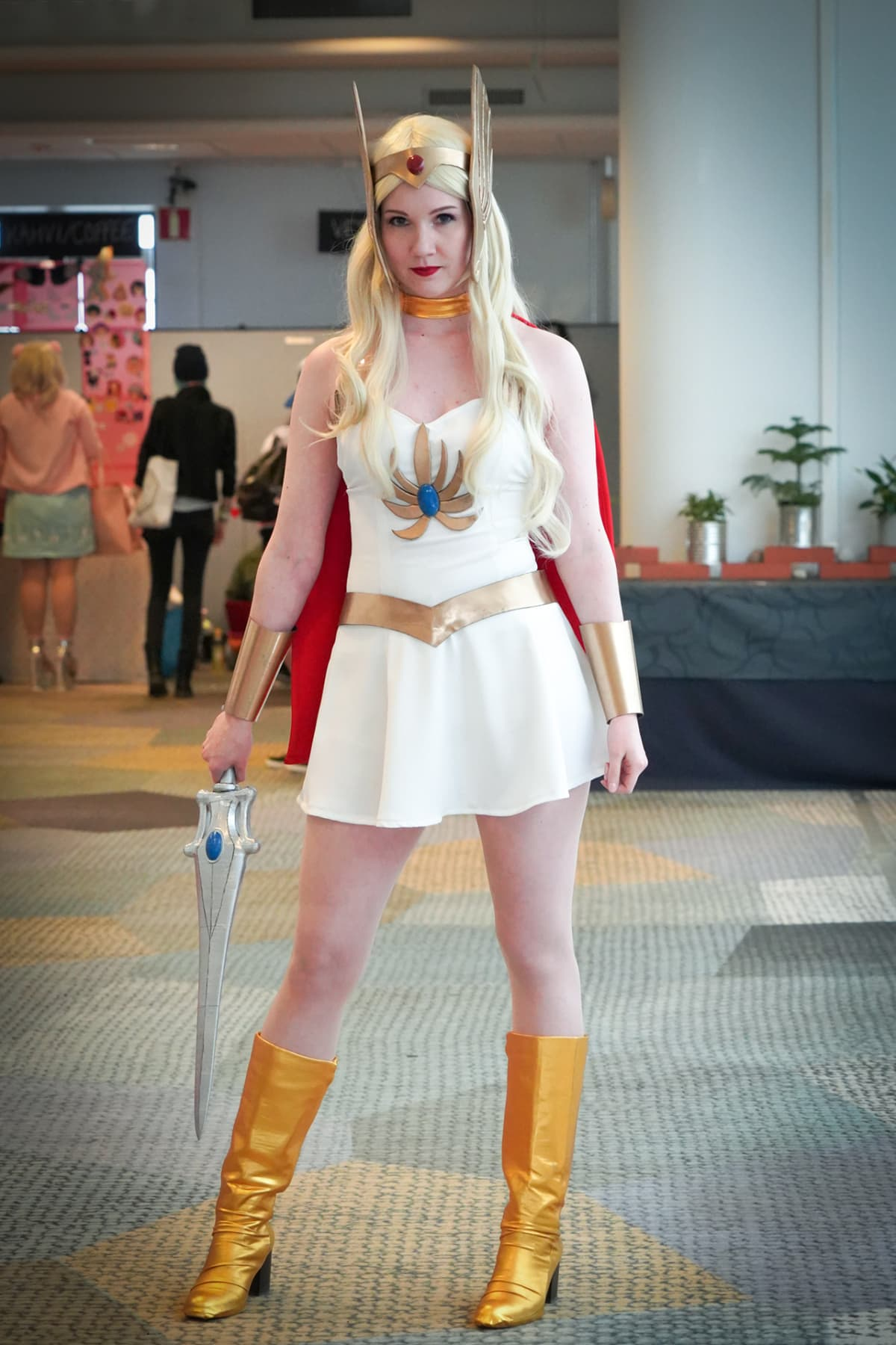 popcult, She-Ra, cosplay