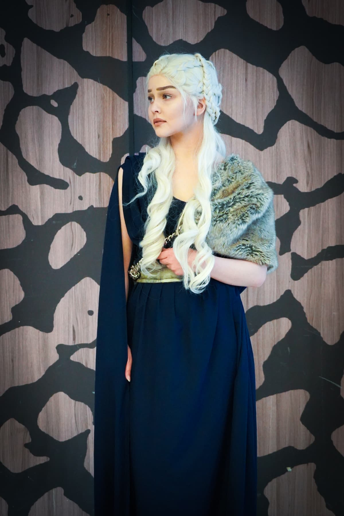 Game of Thrones, cosplay, Daenerys Targaryen, Popcult