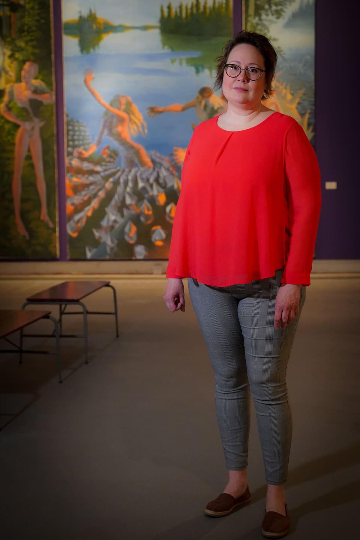 Salon taidemuseo, Susanna Luojus