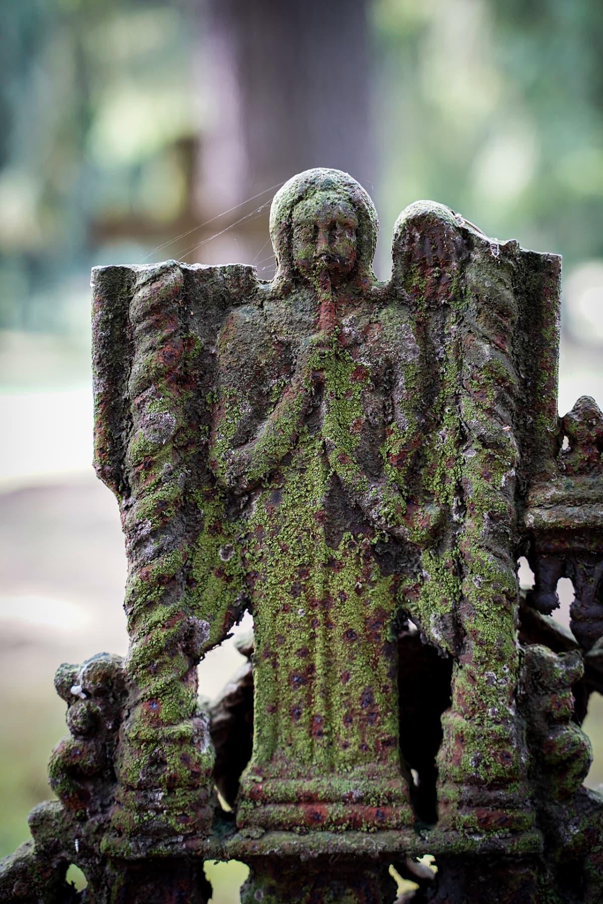 hautausmaa, enkeli, Mikkeli
