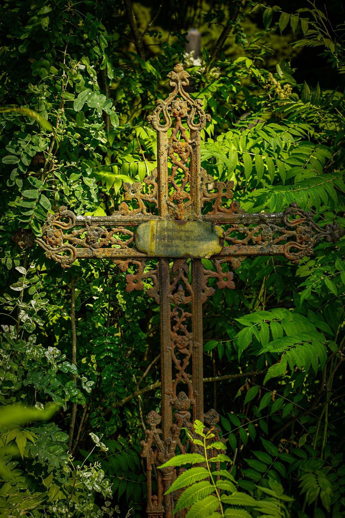 Mikkeli, risti, hautausmaa
