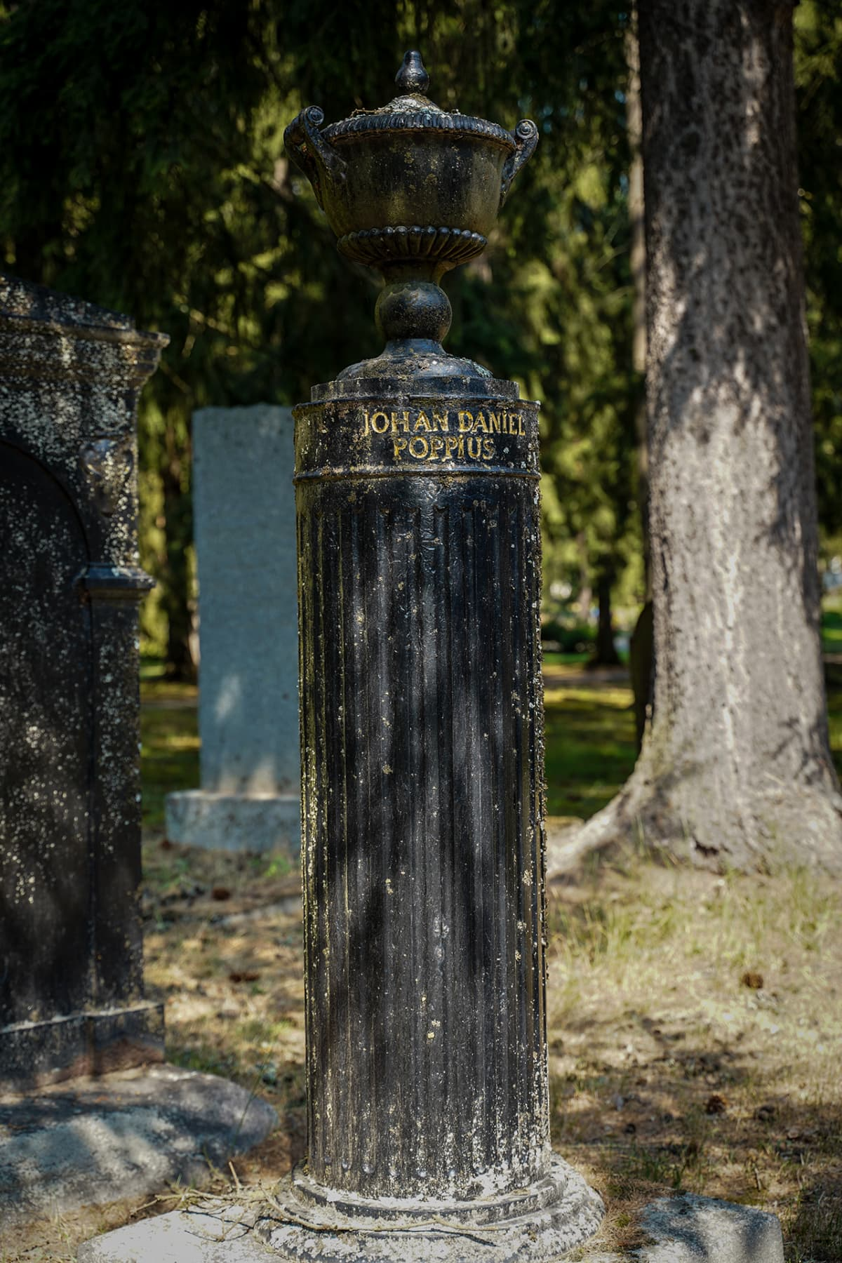Mikkeli, hautausmaa, hautamuistomerkki
