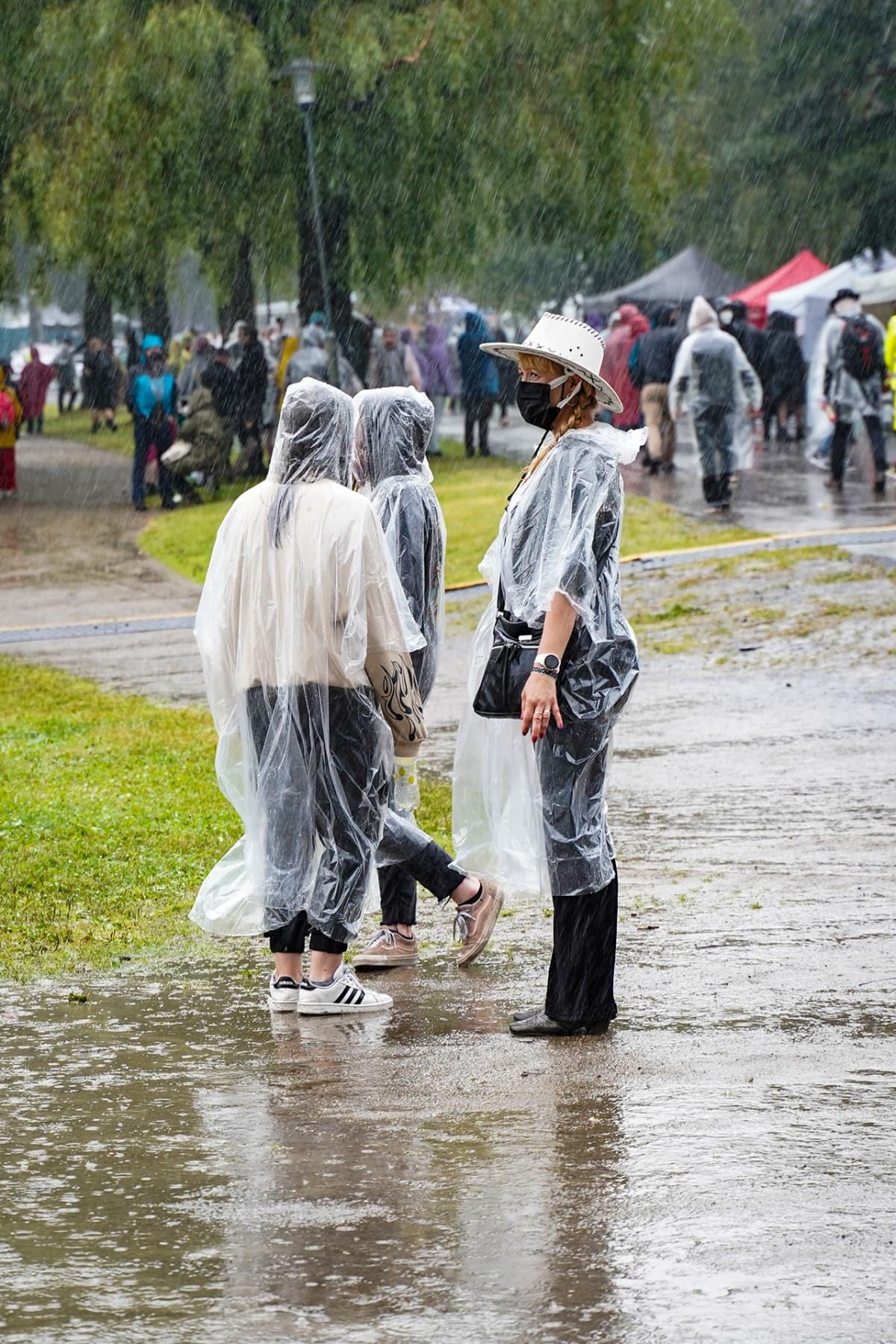 Kuopiorock, sade