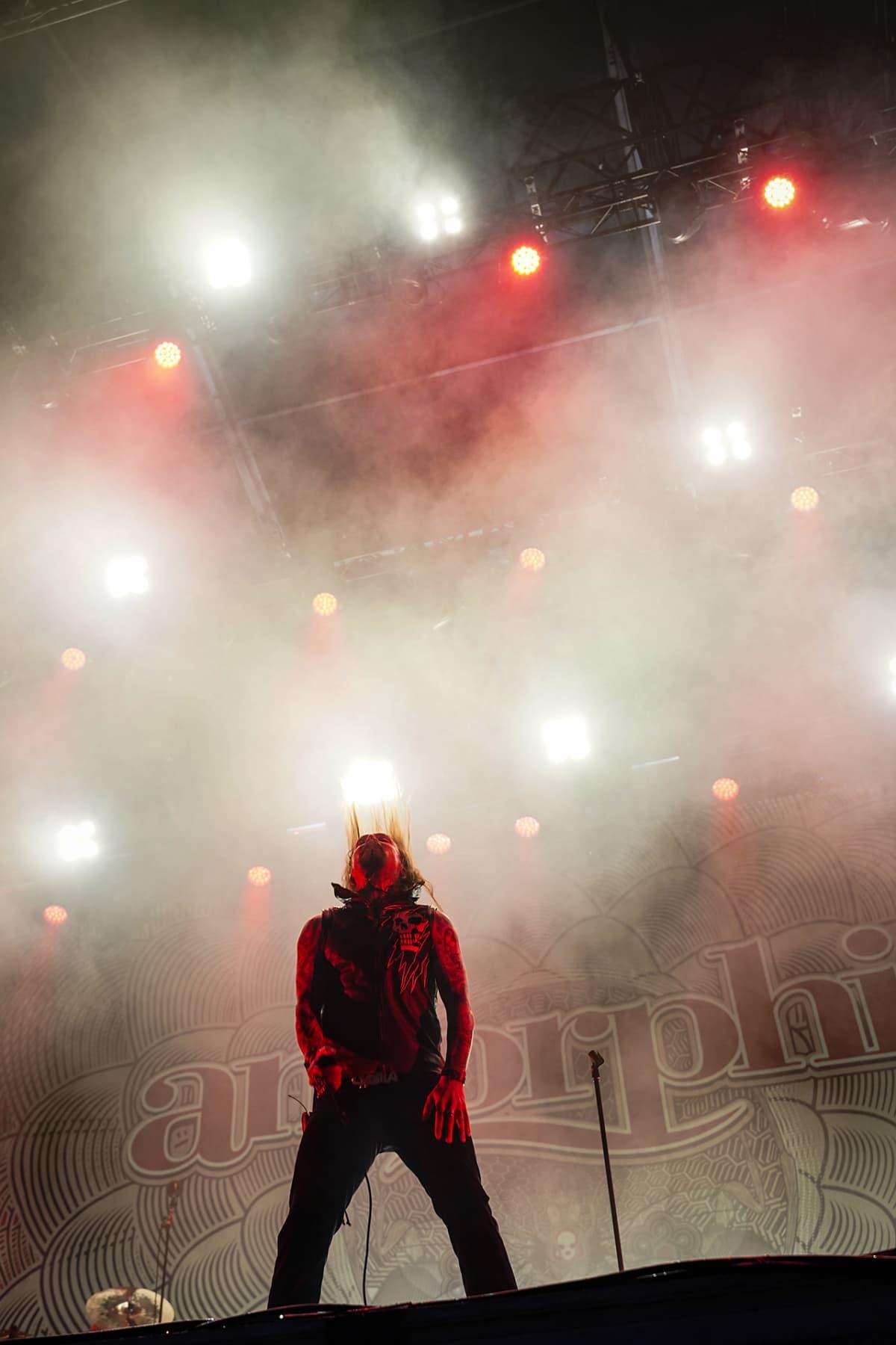 Tomi Joutsen, Amorphis, Kuopiorock