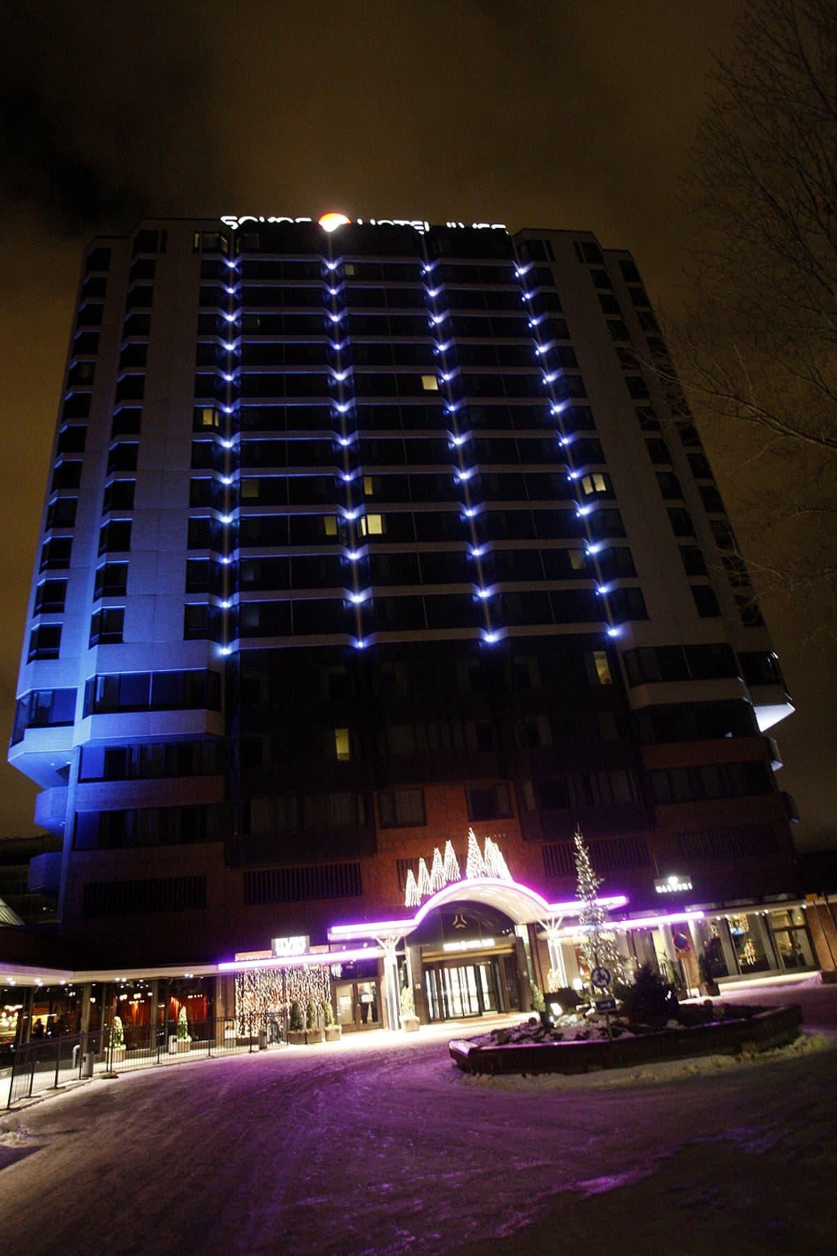 Hotelli Ilves.