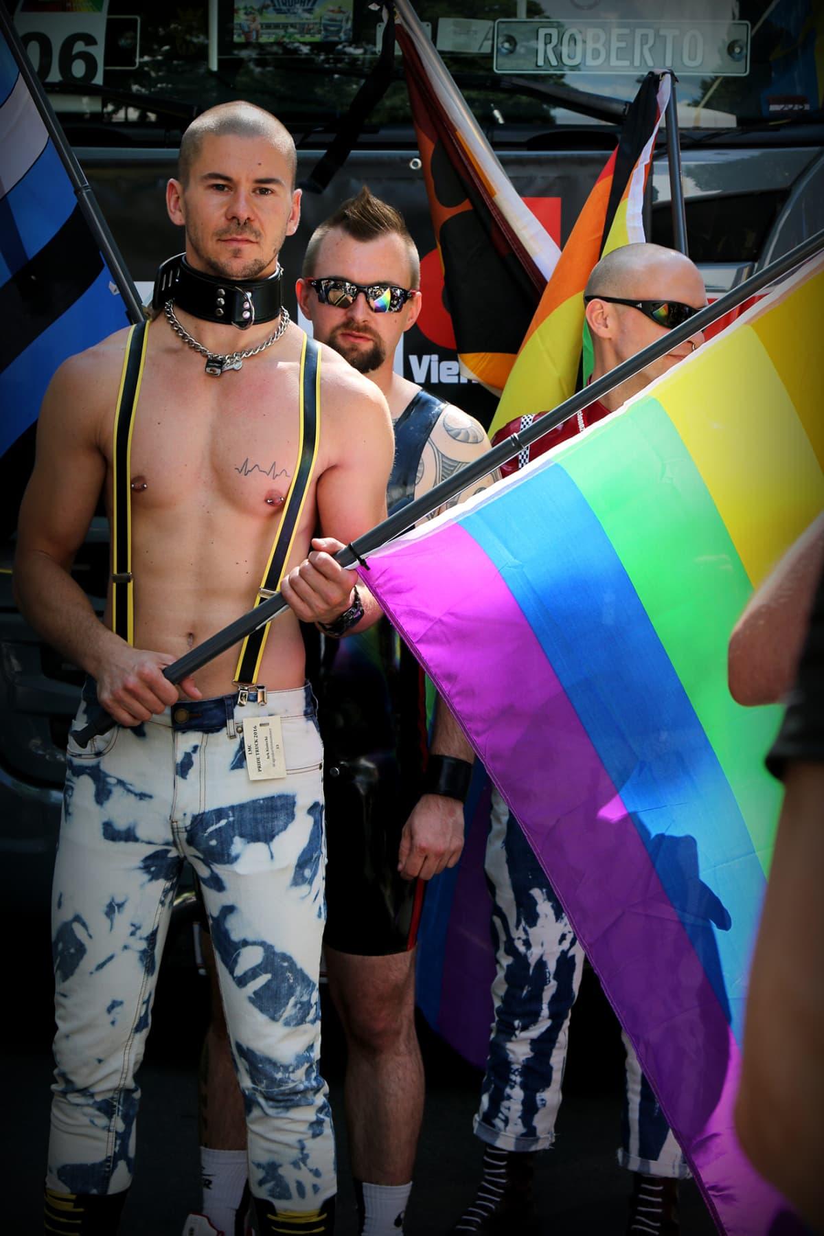 Pride, Wien.