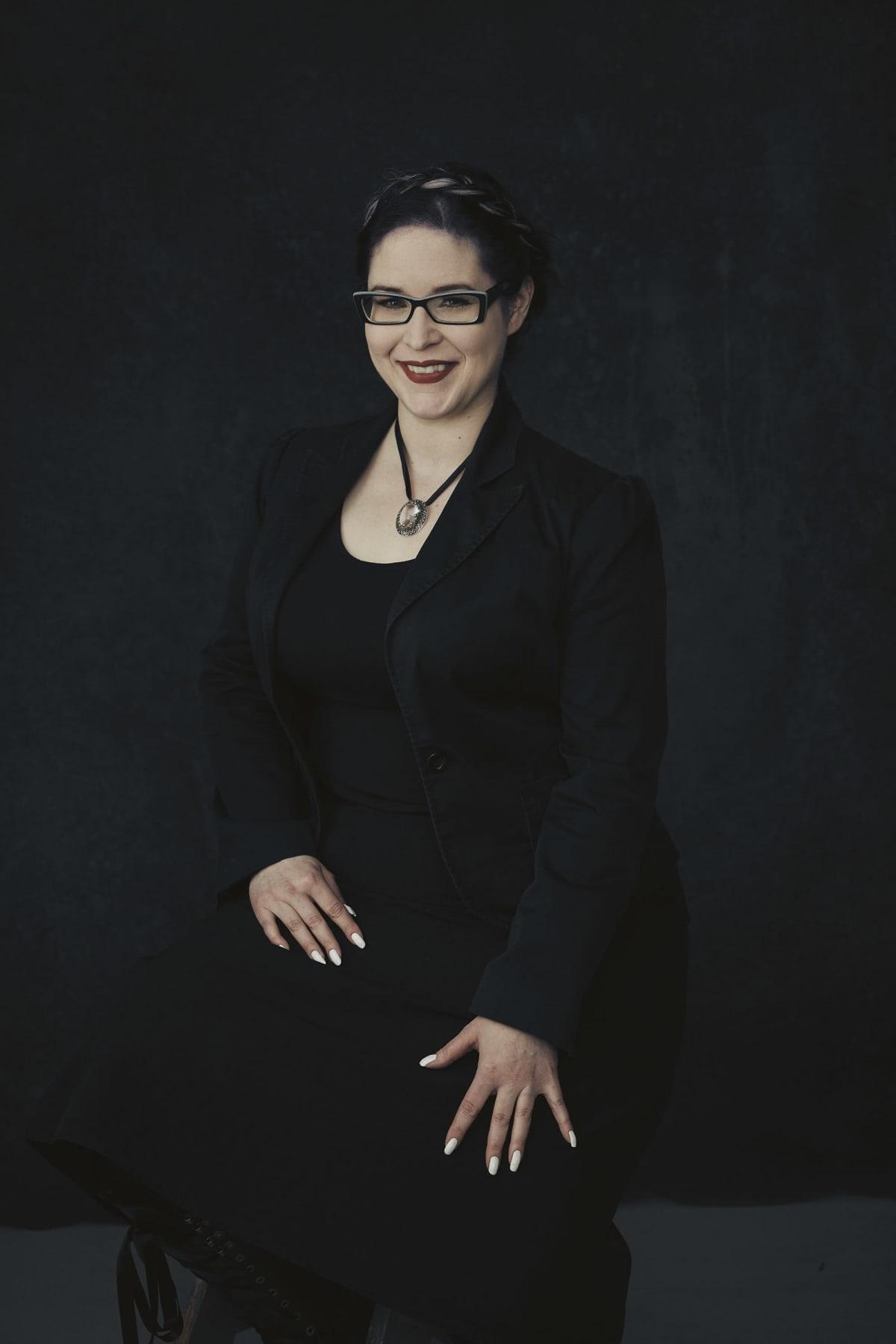 Kirjailija Maria Petterson