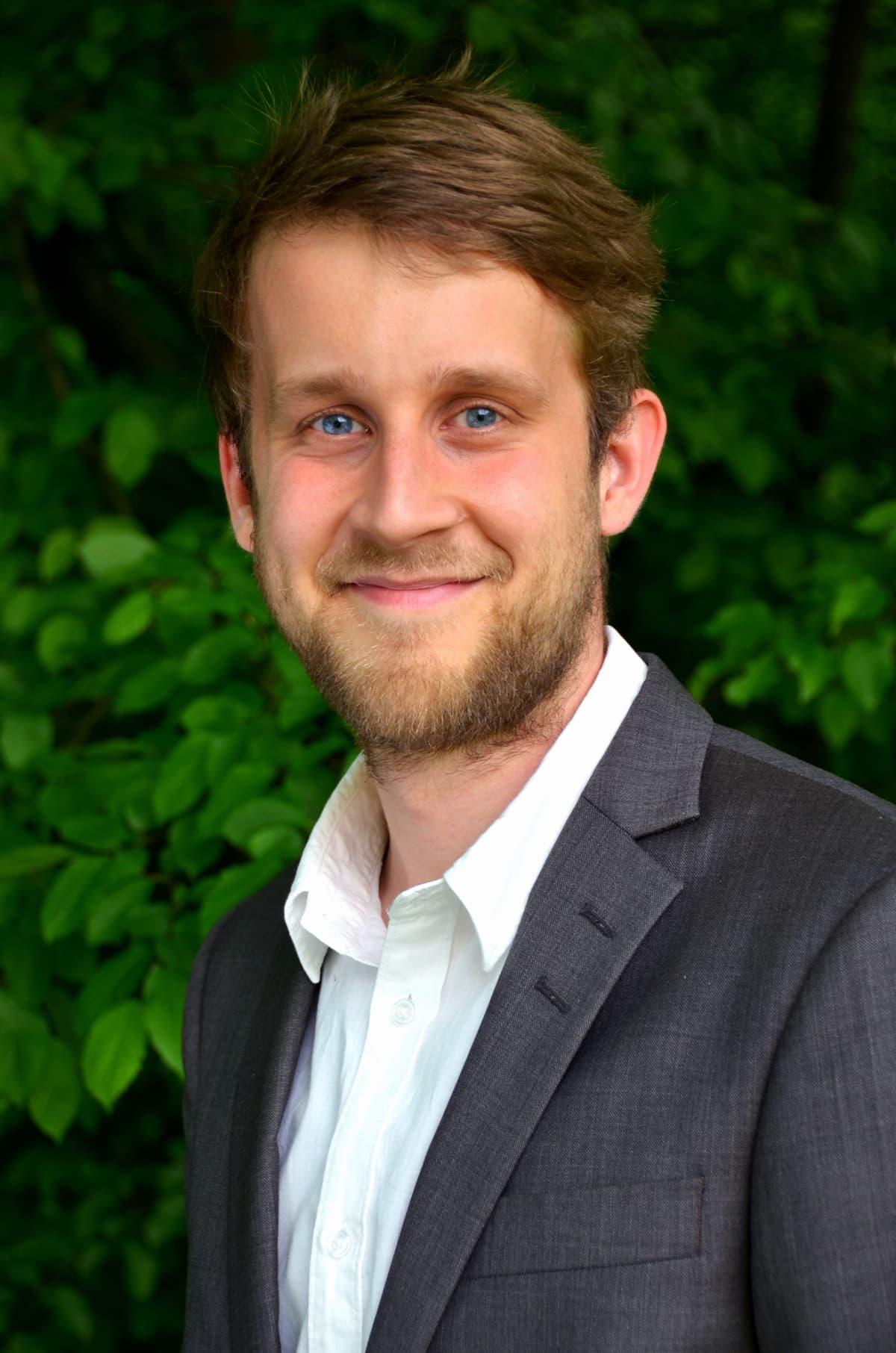 Tutkija Mikko Rissanen.
