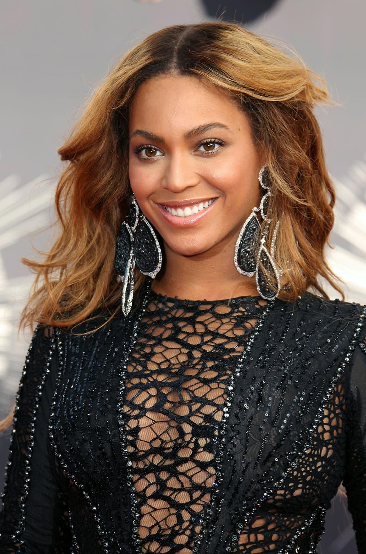 Yhdysvaltalainen näyttelijä Beyoncé.